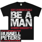 Be A Man T-Shirt (Women's) image