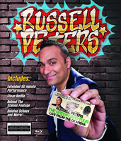 Russell Peters - The Green Card Tour LIVE DVD image